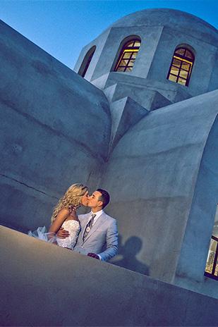 Aaron and denise wedding