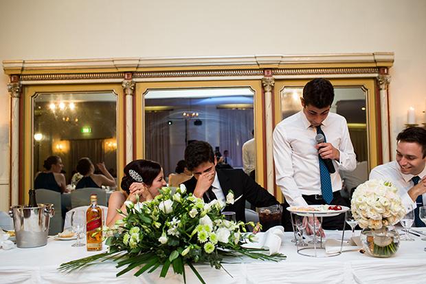 Jessie Amp Chris Unite Families At Their Melbourne Fusion Wedding Real Weddings Easy Weddings Uk