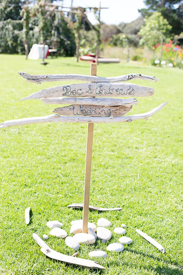 In memory rebecca andrew honour loved ones at their garden wedding for Garden memorials for loved ones