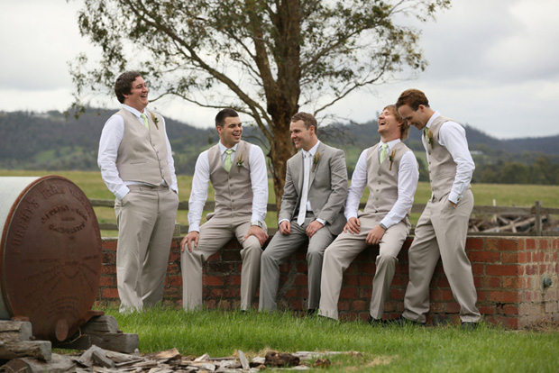 Sinead Matt Wedding 0141 - Ivory Cowboy Boots For A Wedding